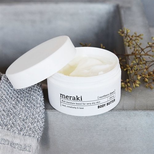 Meraki, Body butter, Northern dawn, 200 ML