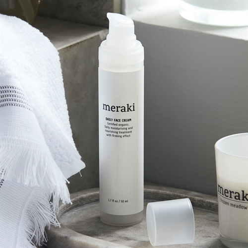 Meraki, Daily face cream, Ansigtscreme